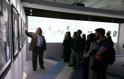 Salvador Dali exhibit in DIFC